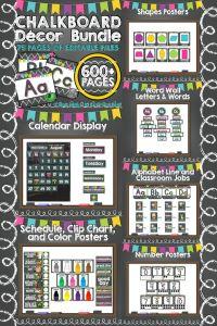 25+ best Chalkboard classroom ideas on Pinterest ...