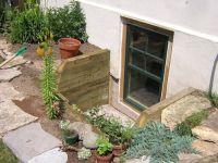 egress window wells | ... home gallery timber wells ...