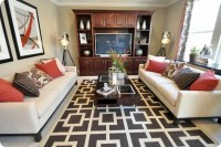 1000+ images about Red and tan living rooms on Pinterest ...