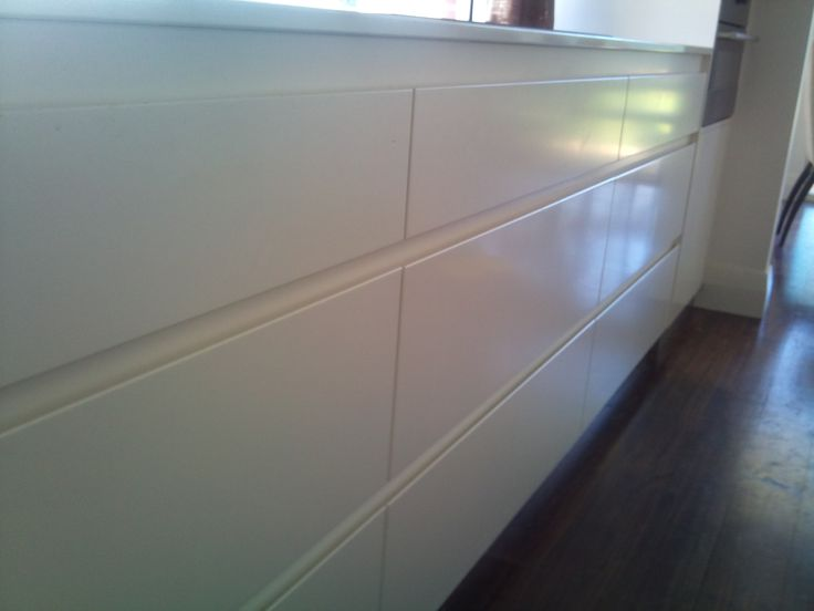 kitchen cabinet handle crocks sharknose edge drawers - google search | ...