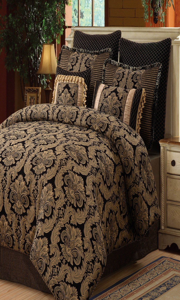 Wildon Home  Amelia Chenille Jacquard 8 Piece Comforter Set  Ideas For Our Bedroom  Pinterest