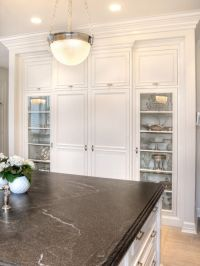 Granite countertops: Color: Jet Mist or called Virginian ...
