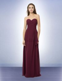 Bill Levkoff Bridesmaid Dresses - Style 773 #marsala # ...