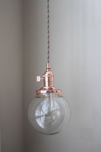 17 Best ideas about Plug In Pendant Light on Pinterest