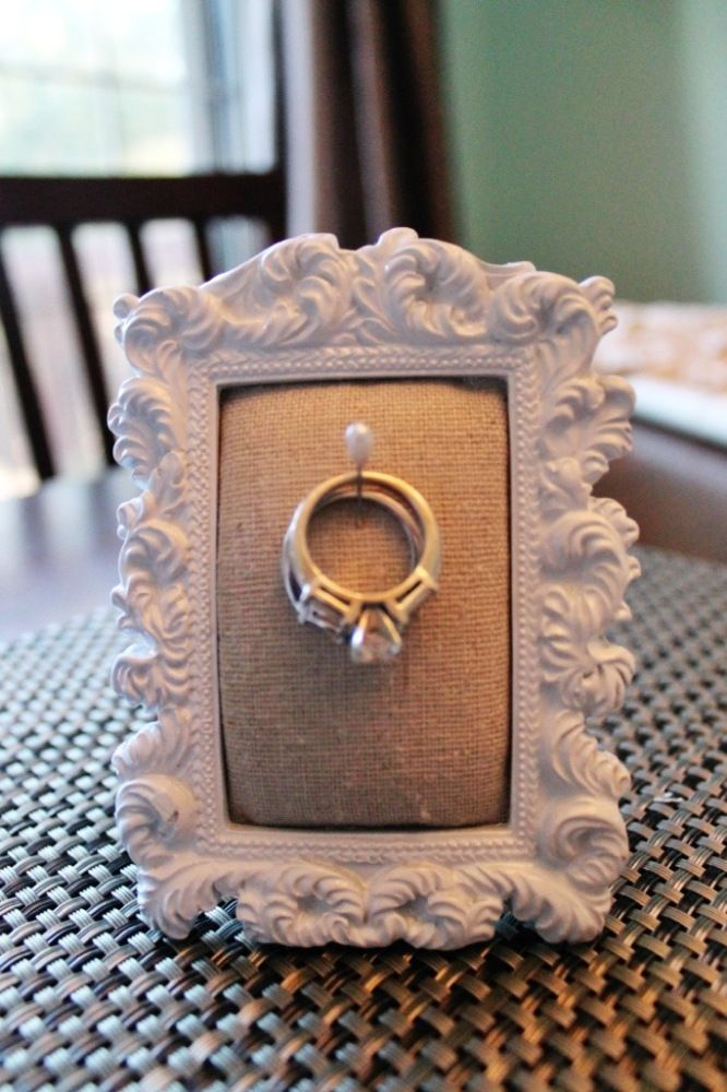 1000 Ideas About Ring Holders On Pinterest Diy Ring