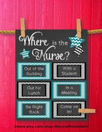 25+ best ideas about School Nurse Office on Pinterest