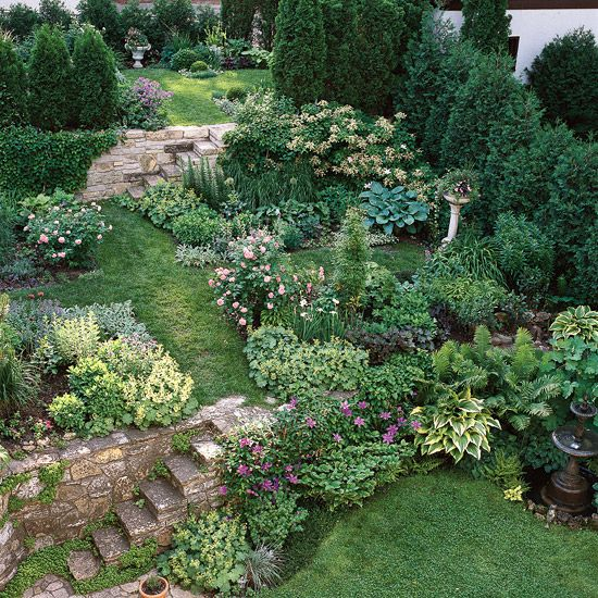 25 Best Ideas About Landscaping A Slope On Pinterest Sloped