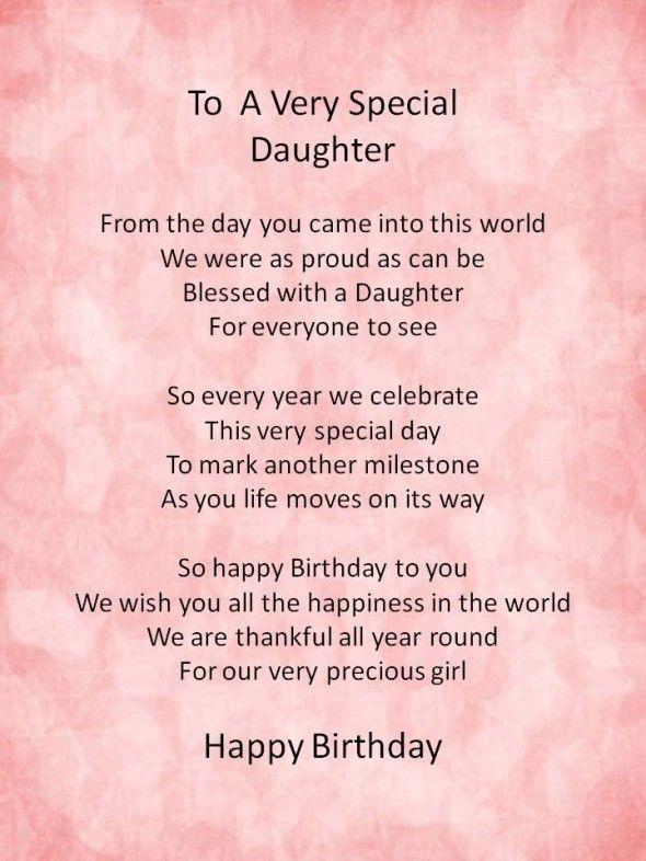 Best 25 Birthday Poems Ideas On Pinterest Mom Birthday
