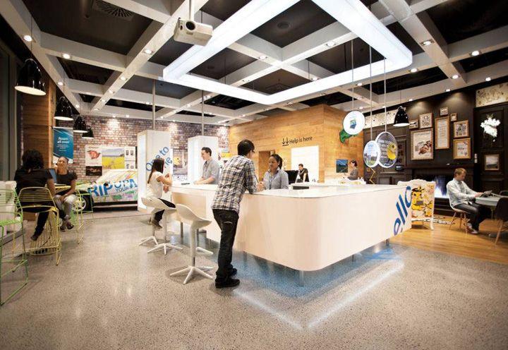 Telecom Store By Gascoigne Associates Amp Designworks