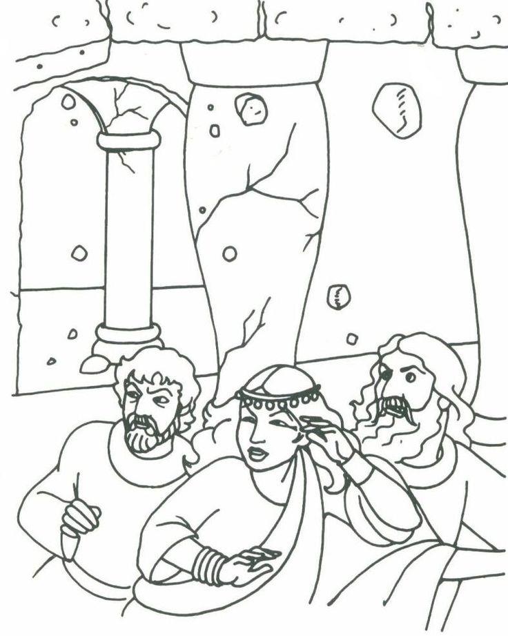 53 best images about Bible OT: Samson on Pinterest
