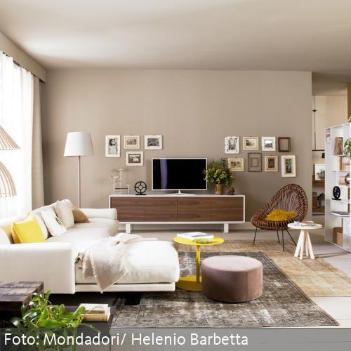 Wohnzimmer Farben Design Aviacat Wohnideen Design - Boisholz Wohnzimmer Farben Beige Braun