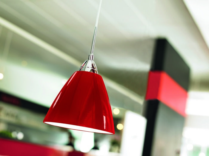 17 Best Images About Red Pendant Lights On Pinterest