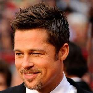 Die Besten 25 Brad Pitt Haircut Ideen Auf Pinterest Mr And Mrs