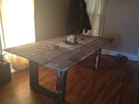 1000+ images about barn door table on Pinterest | Sewing ...