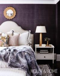 25+ best ideas about Plum bedroom on Pinterest   Purple ...