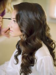 ideas romantic curls