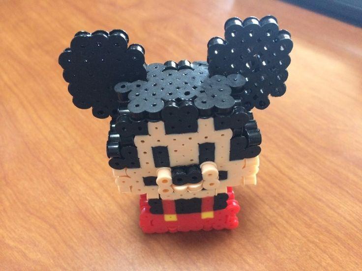 アイロンビーズ ミッキー ミニー 3D에 대한 이미지 검색결과