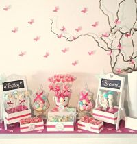 25+ best ideas about Adornos baby shower nia on Pinterest