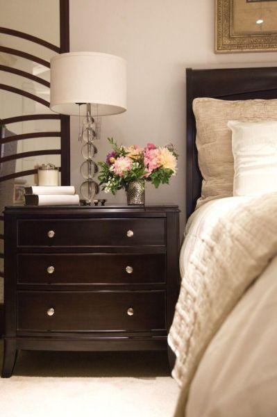 dark wood bedroom 25+ best ideas about Dark wood bedroom on Pinterest   Grey