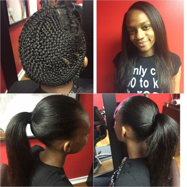 nynystyles Great Sewin And That Braid Pattern is No Joke  Black Hair Information Community