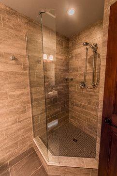17 Best images about wood tile shower on Pinterest