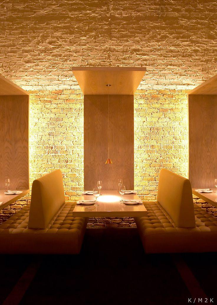 Anton de Kock brilliant lighting strategy on textural