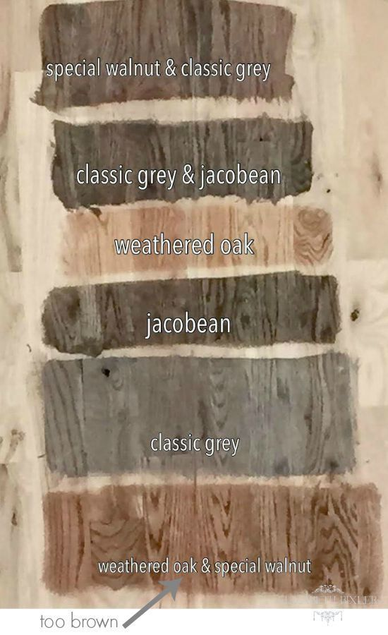 Minwax Stain For Red Oak Floors Stains Colors And
