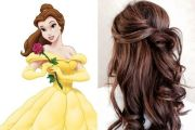ideas disney hairstyles