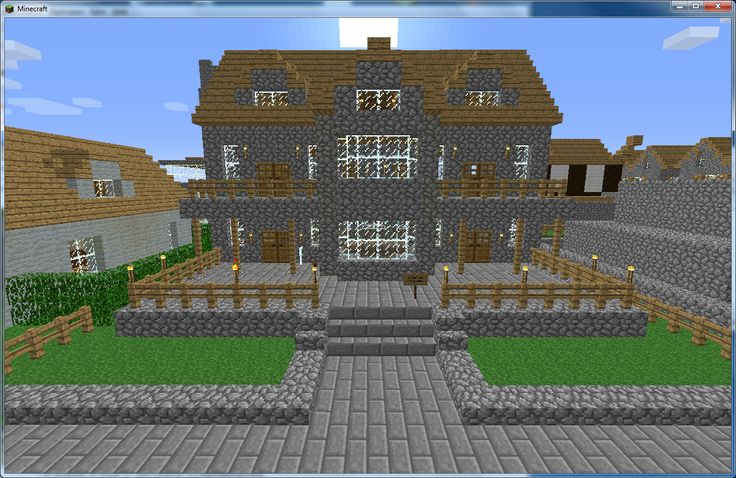 1000 Images About Minecraft Mansion On Pinterest Mansions Modern Minecraft Houses And