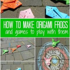 Origami Jumping Frog Diagram Leviton Outlet Wiring 25+ Best Ideas About On Pinterest | Easy For Kids, And ...