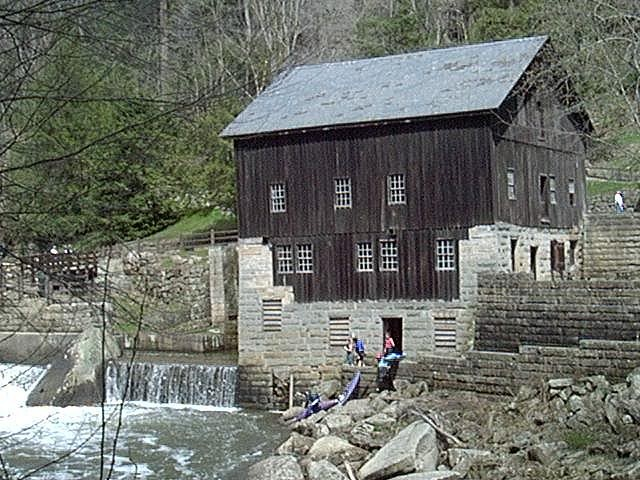 McConells Mills in Slippery Rock Pa  Favorite Places  Spaces  Pinterest  Parks Image