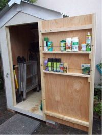Best 10+ Shed organization ideas on Pinterest