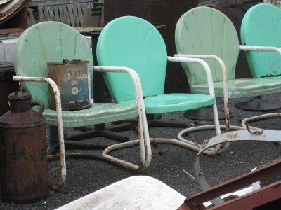 17 Best images about Vintage motel chairs on Pinterest