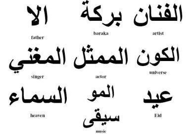 Arabic Tattoo Ideas On Pinterest Arabic Calligraphy