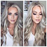 blonde hair makeup ideas