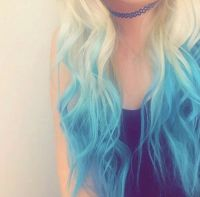 25+ best ideas about Dyed Tips on Pinterest | Ombre hair ...