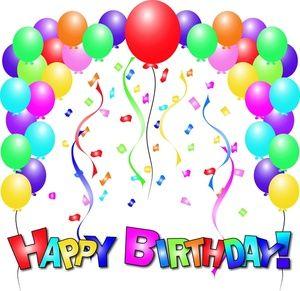 free birthday balloon art