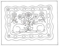 663 best images about Coloring-Easter on Pinterest