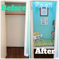 25+ best ideas about Closet Reading Nooks on Pinterest ...