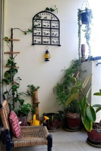balcony garden | Indian Ethnic Home Decor | Pinterest ...