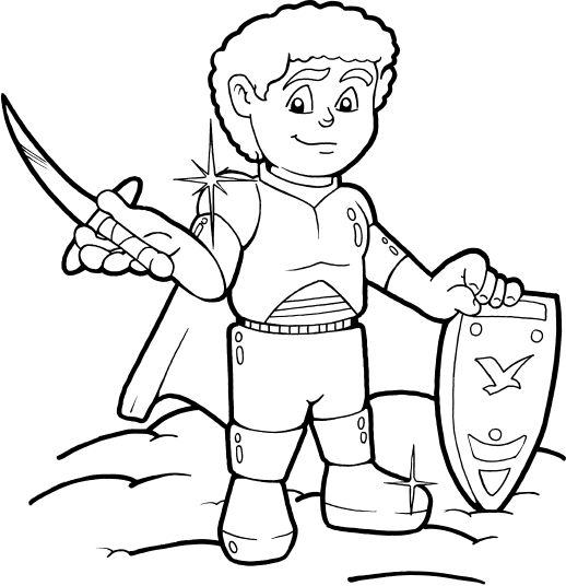 1000+ images about Armor of God on Pinterest