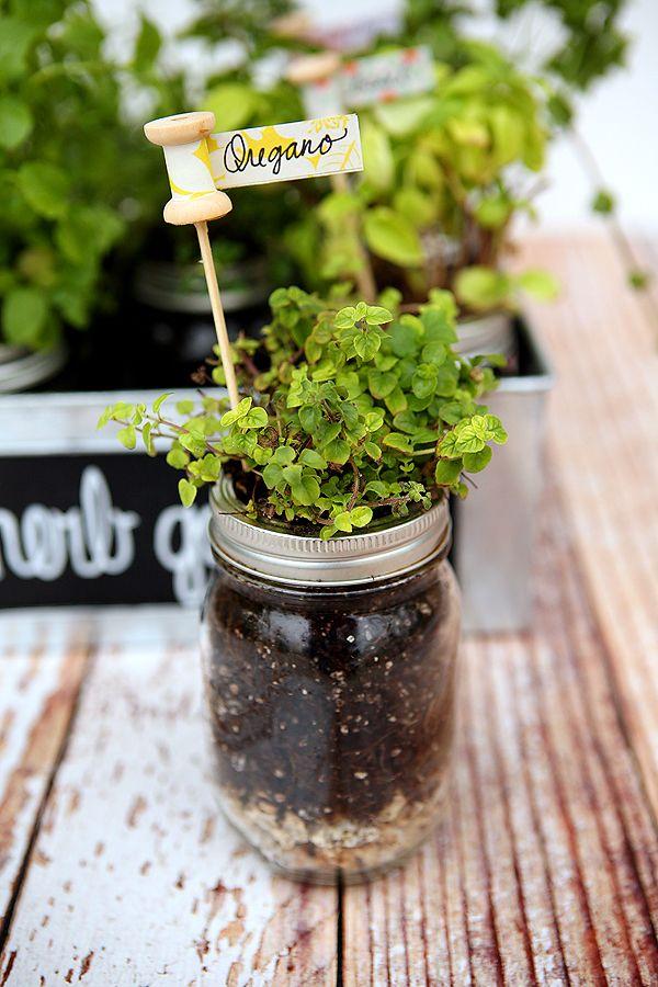 25 Best Ideas About Garden Plant Markers On Pinterest Plant