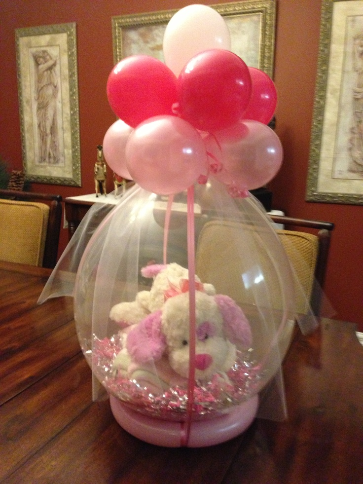 82 Best Images About Stuffed Balloonsballoons Decor On