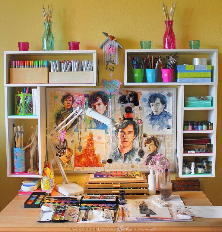 25 Best Ideas About Art Rooms On Pinterest Art Studio Decor
