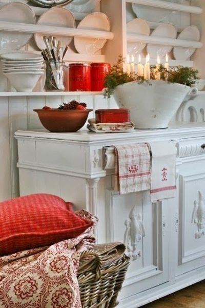 red and white vintage kitchen 196 best images about VINTAGE RED AND WHITE KITCHENS