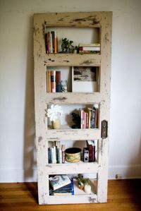 Repurposed Bookcase: Worn Out | Charms, Bookcases and ...