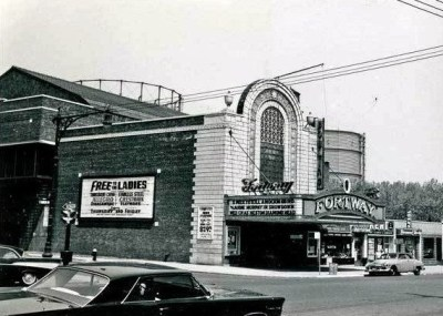 Fortway movie theater on Fort Hamilton Parkway | Vintage ...