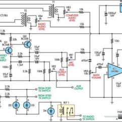 Code Alarm Ca1051 Wiring Diagram 2002 Mitsubishi Lancer Fuel Pump Nine Designenvy Co Aviation Intercom Circuit Diy Electronics 2001 Jeep Ca5051