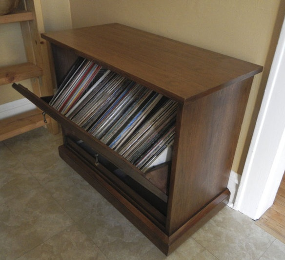 1000 images about LP records storage  CABINETS on