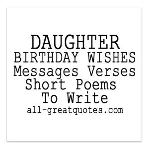 1000+ ideas about Short Birthday Poems on Pinterest
